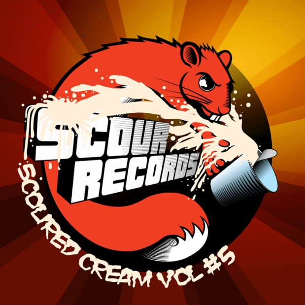 Scour Records Scoured Cream Vol 05 SRSC05_700AW
